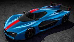 Automobili Pininfarina: arriva l'hypercar con il nuovo brand - Immagine: 2