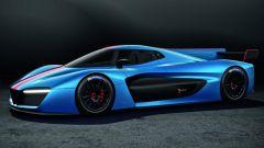 Automobili Pininfarina: arriva l'hypercar con il nuovo brand - Immagine: 1