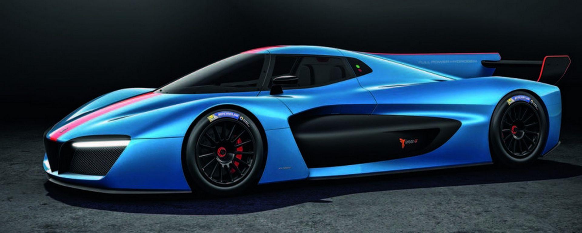 Automobili Pininfarina: arriva l'hypercar con il nuovo brand