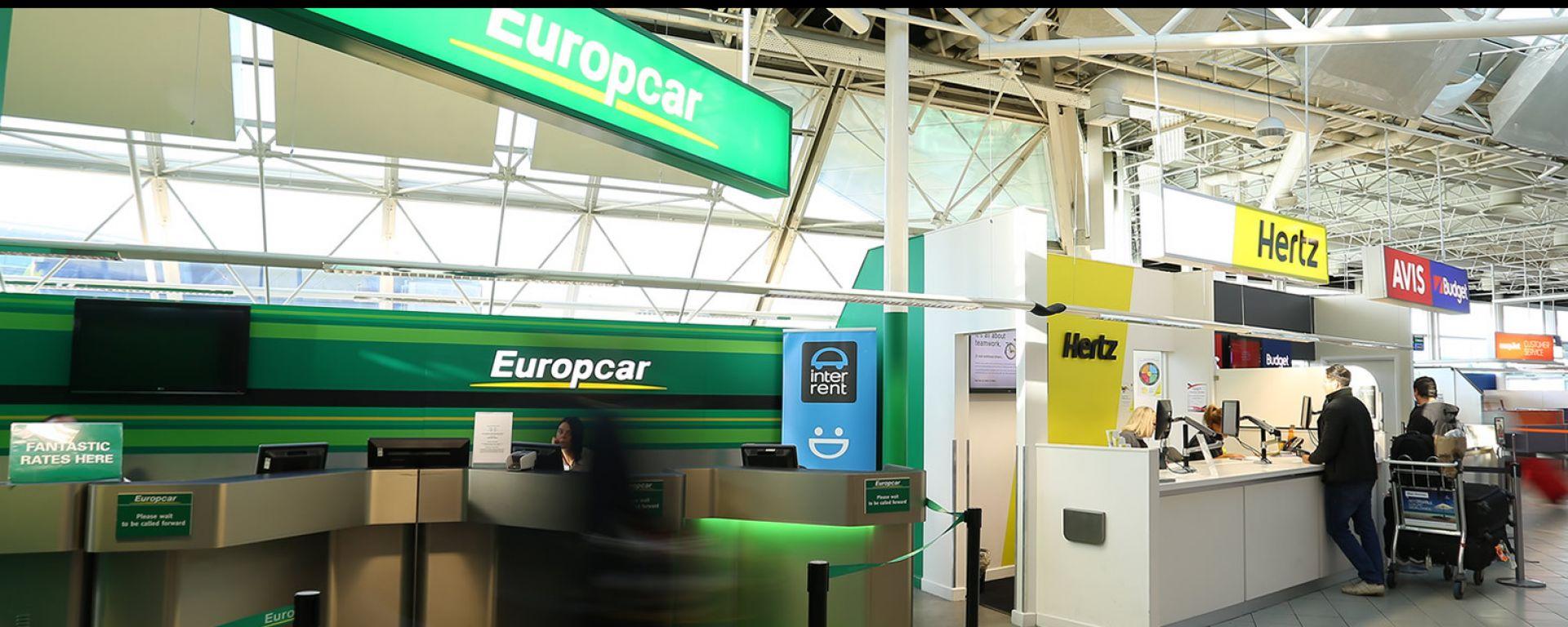 Autonoleggio in aeroporto
