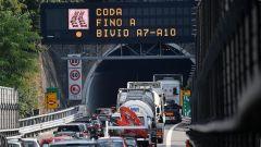 Traffico autostrade Liguria oggi: chiusure, code, ultime news