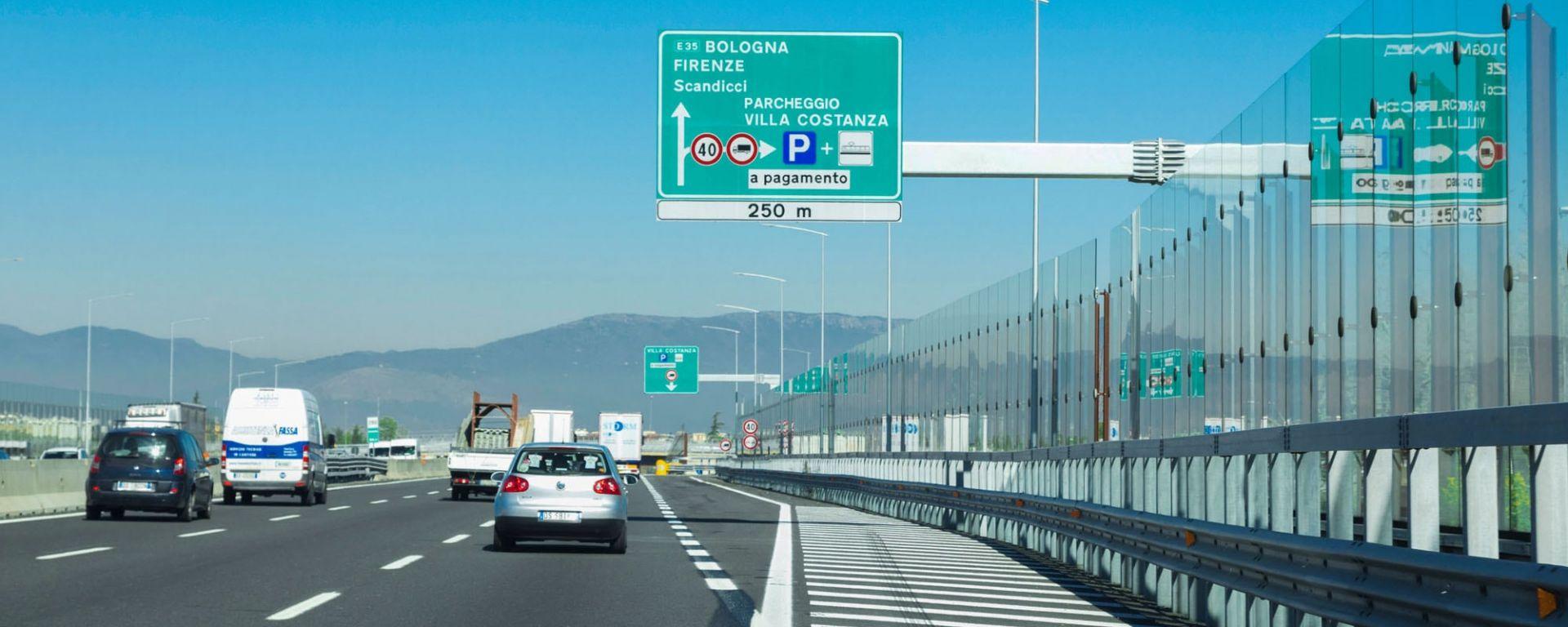 Autostrade: niente pedaggio per medici e operatori sanitari