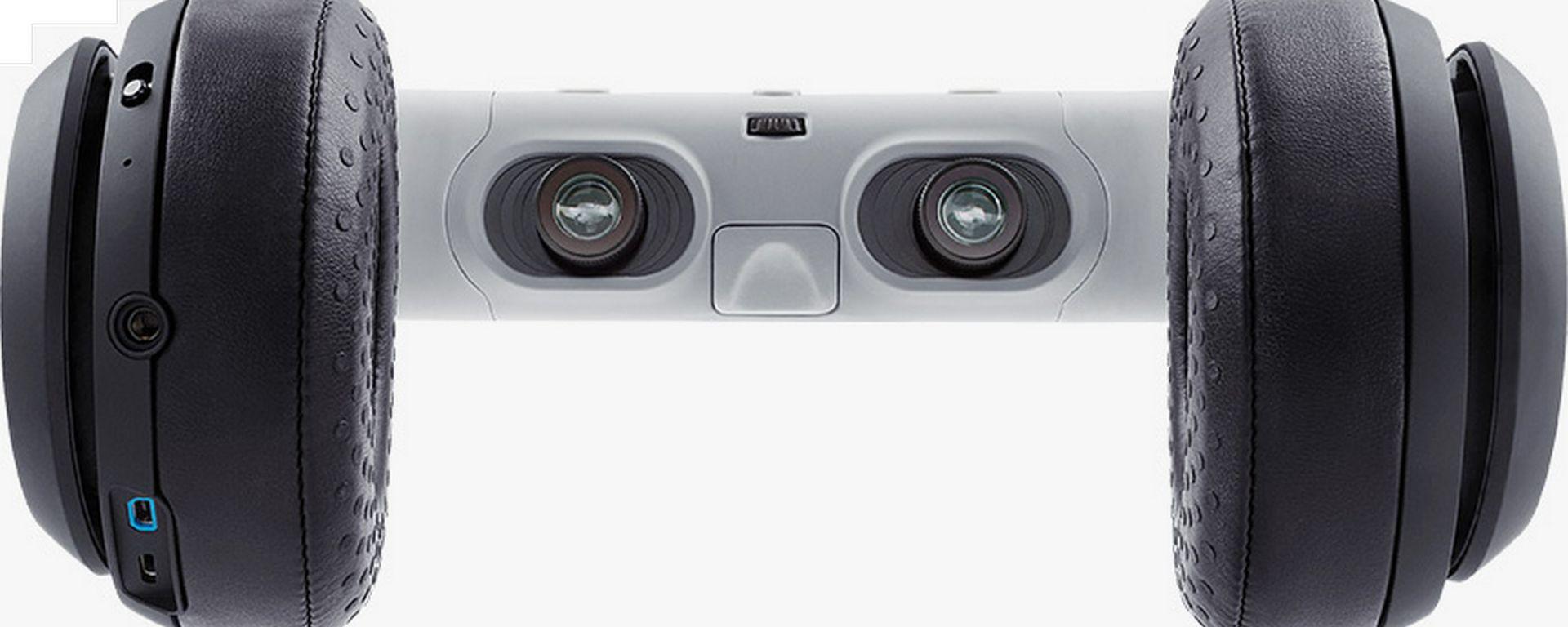 Avegant Glyph: le cuffie con la realtà virtuale