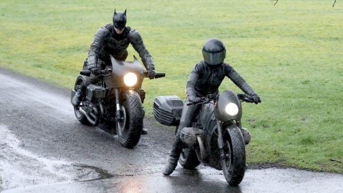 Avete visto le moto del nuovo Batman?