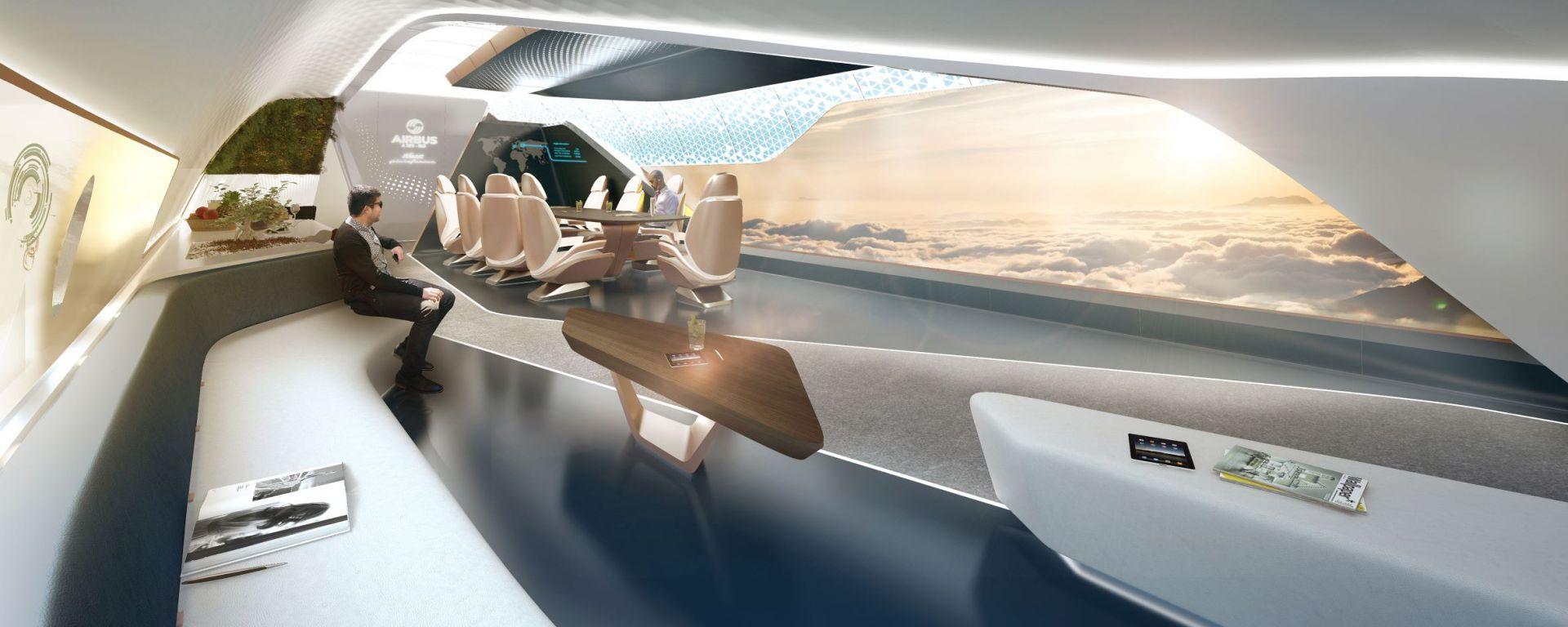 Aviazione vip: collaborazione Pininfarina e AMAC Aerospace