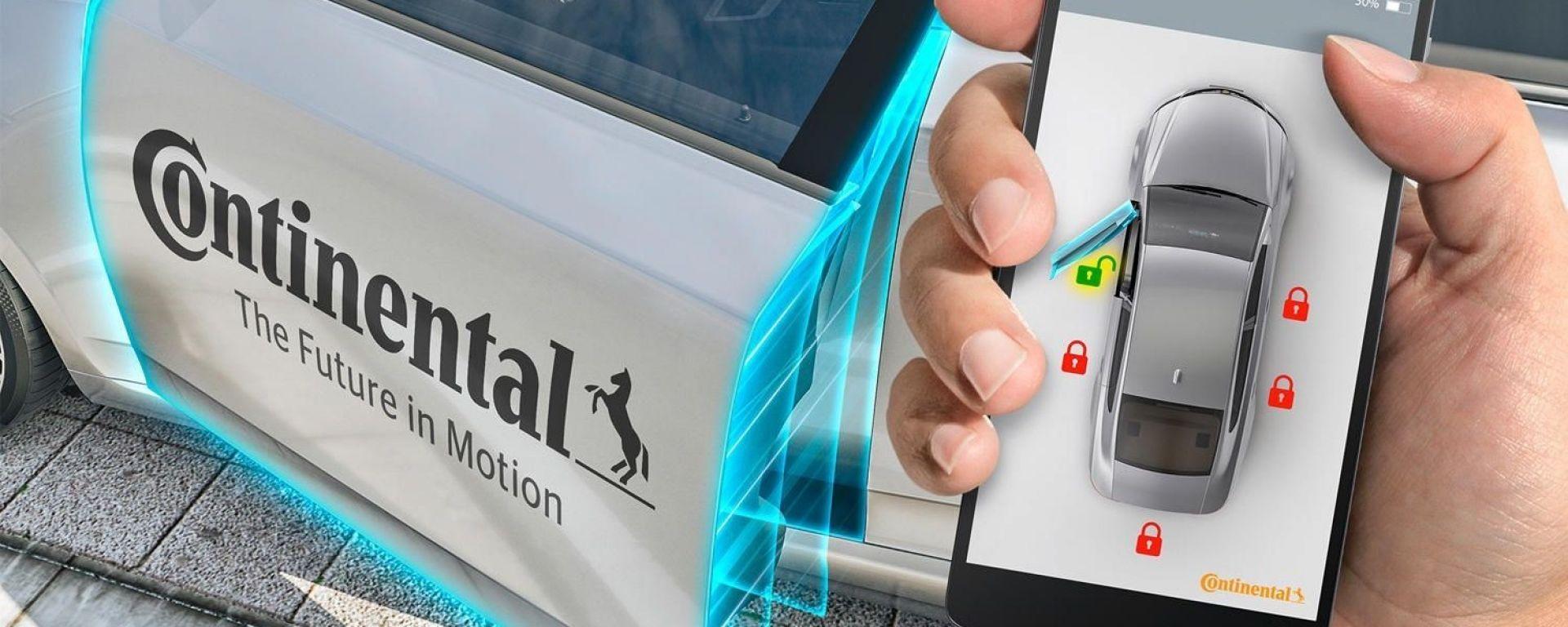 Avis: la tecnologia Continental Key as a Service