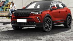 Baby Jeep, sarà parente di Opel Mokka?