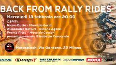 Ciapa La Moto Back From Rally Rides Dakar e Africa Eco Race: info