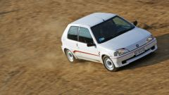 Back to the 90's: Peugeot 106 Rallye 1.3 - Immagine: 10