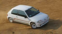 Back to the 90's: Peugeot 106 Rallye 1.3 - Immagine: 16