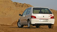 Back to the 90's: Peugeot 106 Rallye 1.3 - Immagine: 34