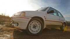 Back to the 90's: Peugeot 106 Rallye 1.3 - Immagine: 39