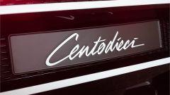 Badge Bugatti Centodieci