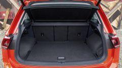 Bagagliaio Volkswagen Tiguan 2016