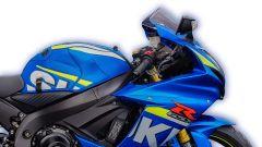 Bagster Copriserbatoi su Suzuki GSX-R 1000