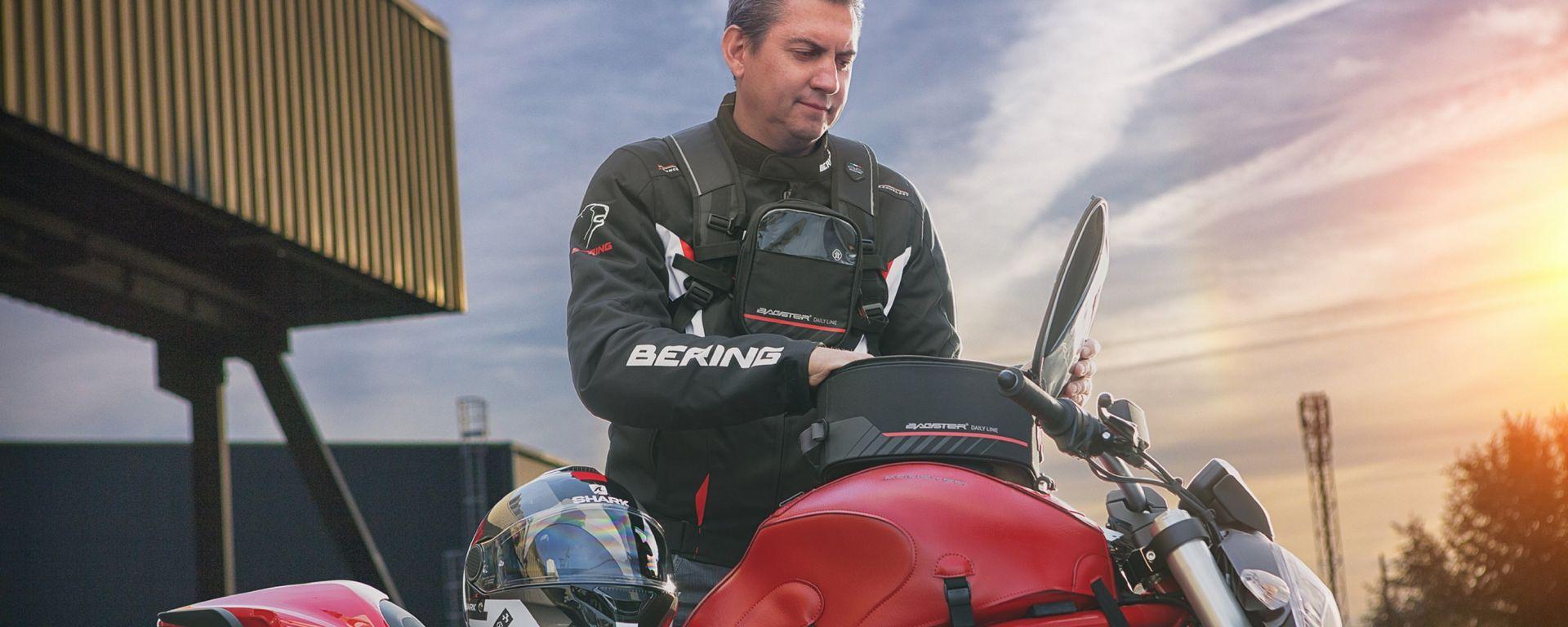 Bagster Daily Line: la nuova linea di borse per ogni moto