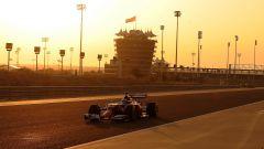 Bahrain International Circuit - al tramonto