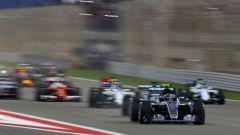 Bahrain International Circuit - partenza 2016