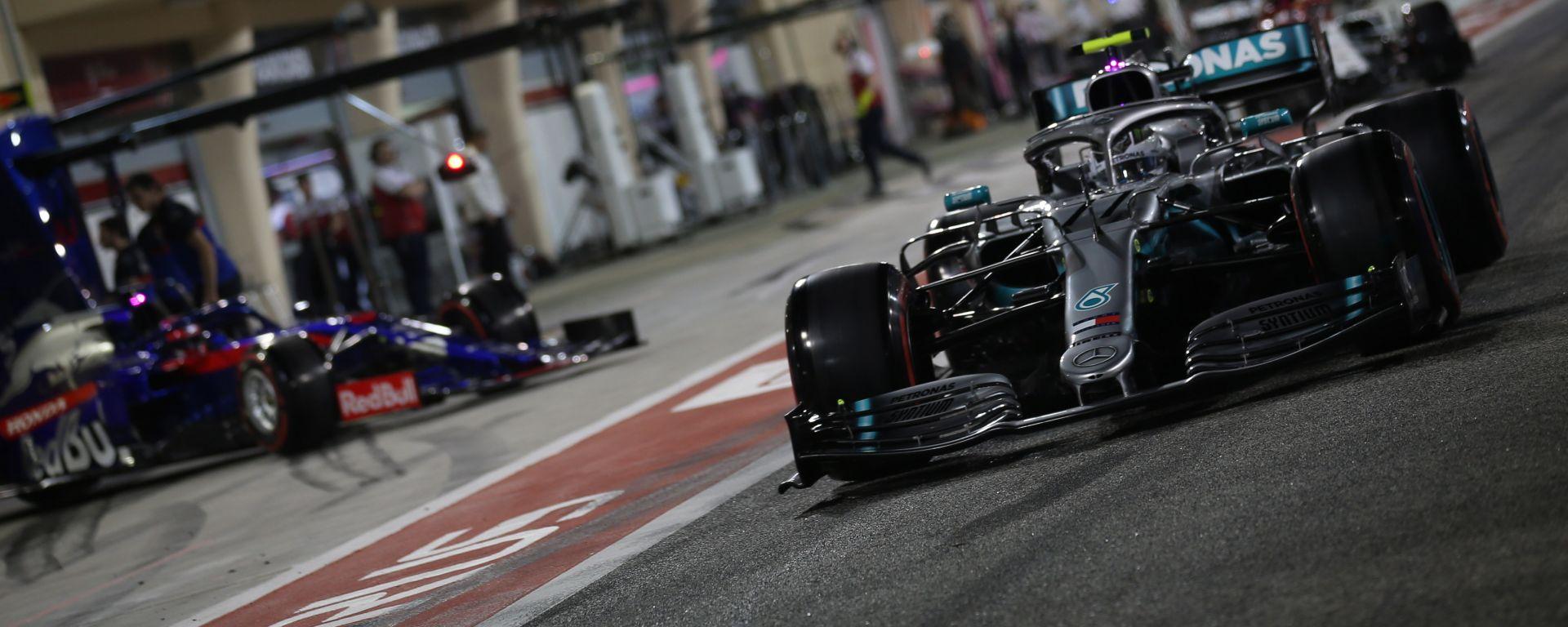 """Mercedes, Wolff non dispera: """"Siamo più veloci in tutte le curve"""""""
