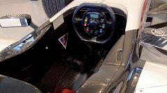 BAR-Honda 006, abitacolo