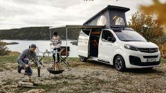 Barbecue con Opel Zafira Life by Crosscamp