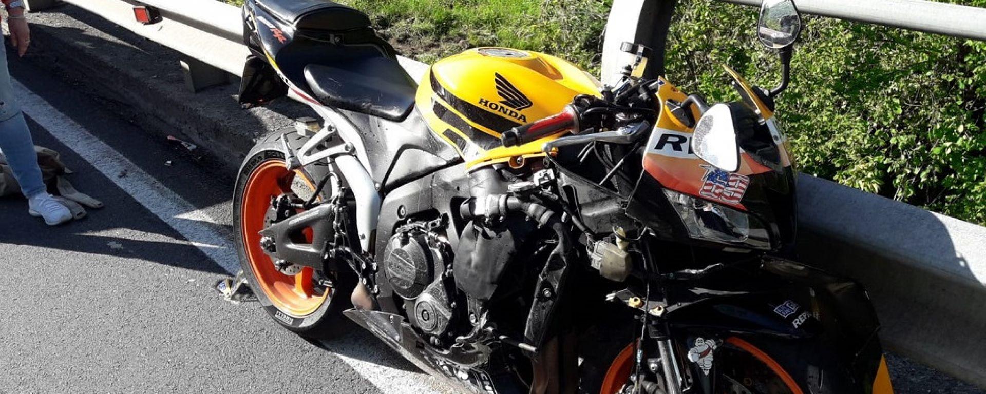 Barriere salva-motociclisti presto sulle strade italiane