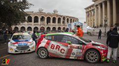 Basso, Granai - Rally Due Valli 2016
