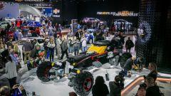 Batmobile di Lego: dopo il Salone di Detroit non si sa che fine farà il modellino