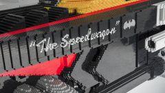 Batmobile di Lego: il nome ufficiale è Speedwagon