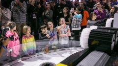 Batmobile di Lego: per realizzarla sono stati utilizzati 344.187 mattoncini colorati