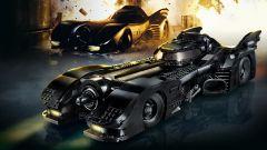 3.300 pezzi per la Batmobile del 1989 di LEGO! - Immagine: 1