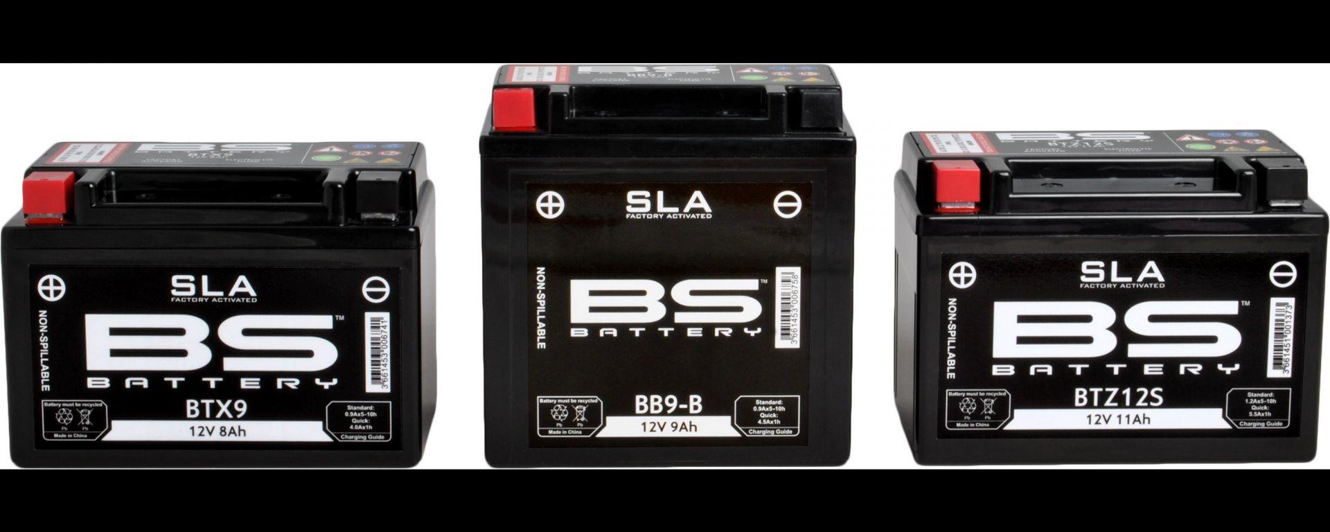 Batterie SLA