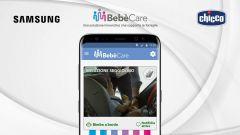 BebèCare: il prototipo del seggiolino auto diventa realtà da metà maggio