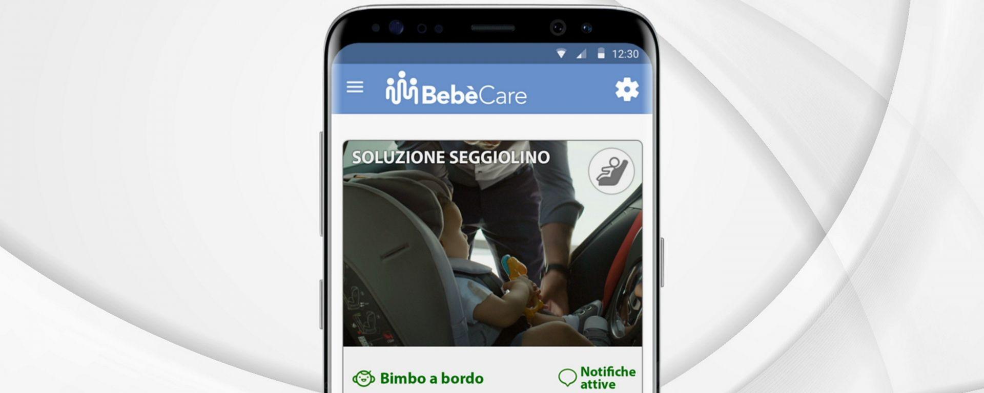 BebèCare: grazie a Chicco e Samsung mai più bambini dimenticati in auto