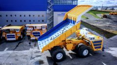 BelAZ 75710 - il Video