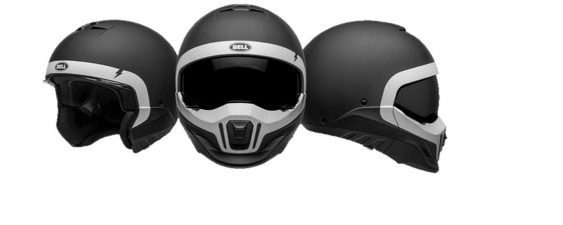 Bell Broozer e Moto-9 Youth: i nuovi caschi per il 2020