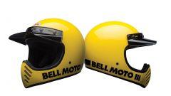 BELL MOTO-3 Yellow