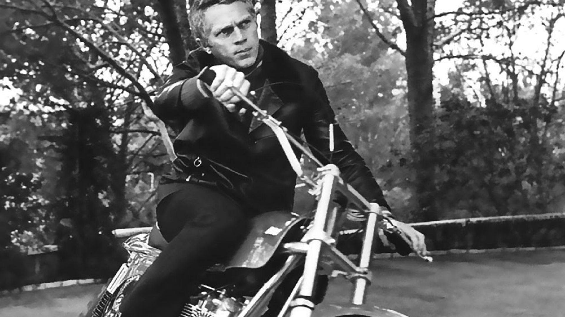 with widows steve mcqueen fashions his version of the - 740×416