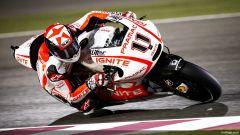 Ben Spies in sella alla Ducati del team Pramac nel 2013