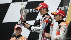 Ben Spies vince per la prima volta in MotoGP ad Assen 2011