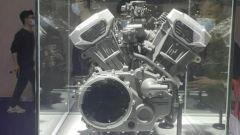 Benda V4: BD476 da 1.198 cc e BD453 da 496 cc, la potenza