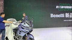 Benelli 1200 GT: presentata in Cina la tourer a tre cilindri - Immagine: 7