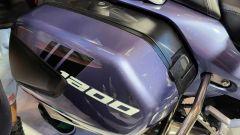 Benelli 1200 GT: le borse laterali fanno il tris con il bauletto
