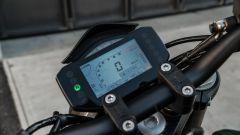 Benelli 752 S: la strumentazione LCD