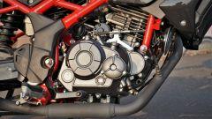 Benelli BN125 2018: il motore