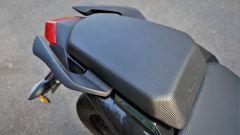 Benelli BN125 2018: il sedile del passeggero