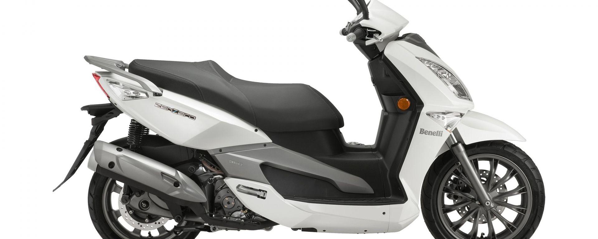Benelli: in promozione il Macis 150 e lo ZenZero 350