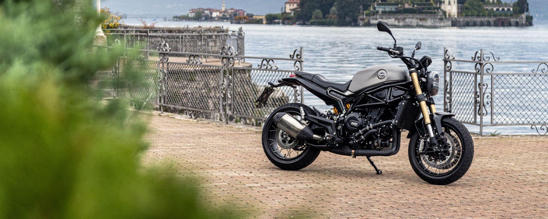 Benelli Leoncino 800 2021