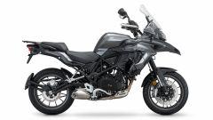 Benelli TRK 502 2021: motore Euro5 e finiture migliori - Immagine: 5