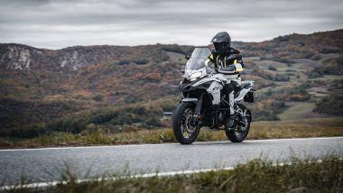 Benelli TRK 502: continua a essere lei la moto più venduta in Italia